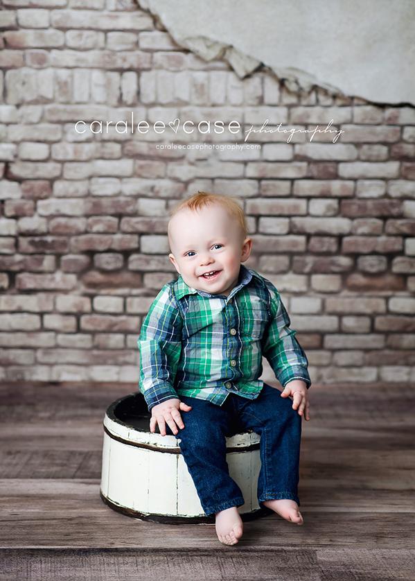 Idaho Falls, ID Child Baby Birthday Family Photographer ~ Caralee Case Photography