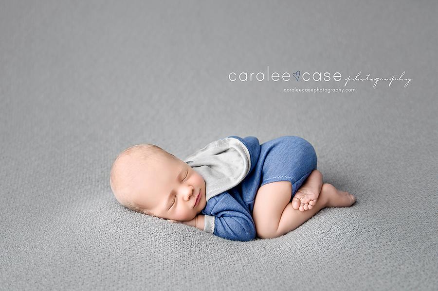 Ammon Idaho Newborn Infant Baby Photography ~ Caralee Case Photography
