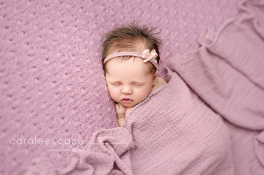 Pocatello, Idaho Newborn Infant Baby Photographer ~ Caralee Case Photography
