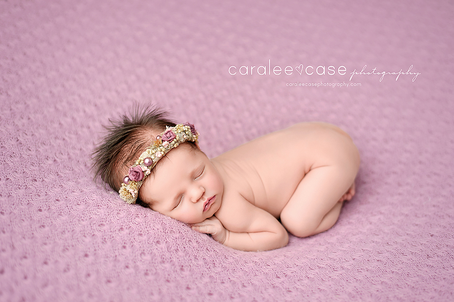 Driggs, Idaho Newborn Infant Baby Photographer ~ Caralee Case Photography