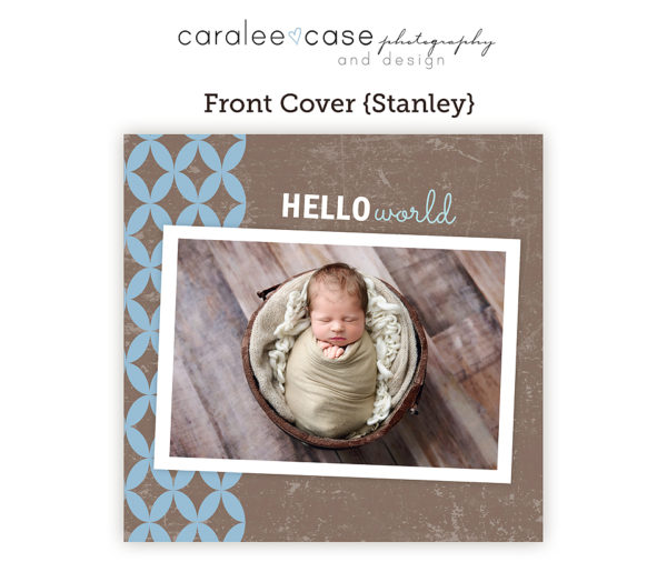 Trifold Card Template Stanley Closeup