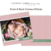 Olivia Mini Accordion AlbumTemplate Close up Caralee Case Photography thumbnail