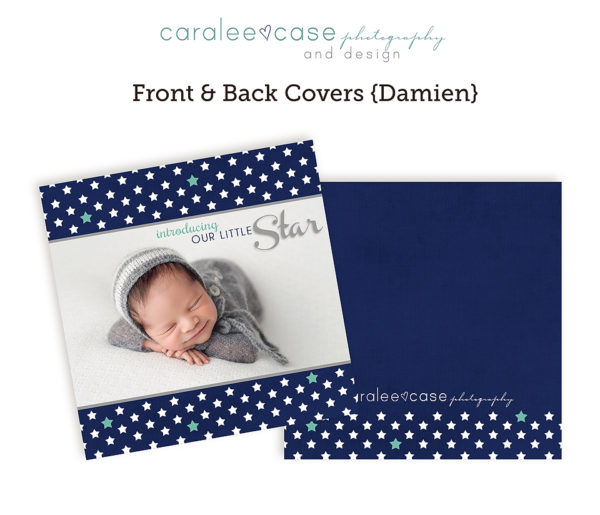 Damien accordion album template CLOSEUP Caralee Case Photography
