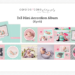 Kynli accordion album template Caralee Case Photography thumbnail