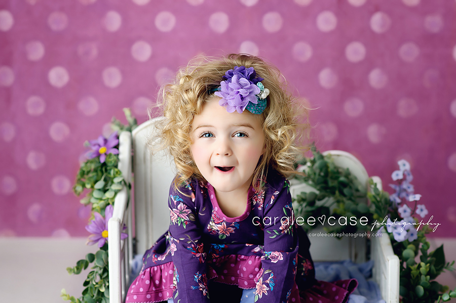 Idaho Falls, ID Baby Infant Child Toddler Birthday Photographer ~ Caralee Case Photography