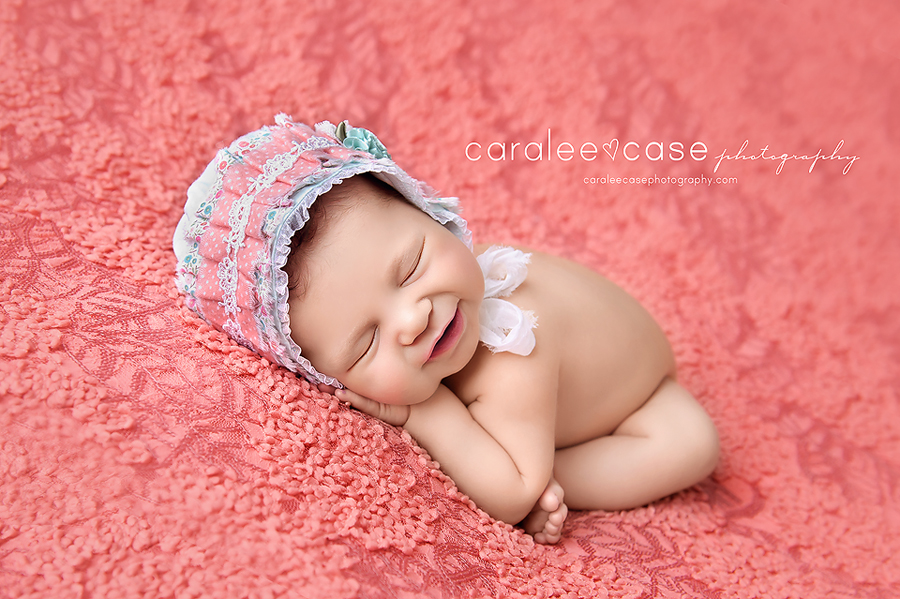 Twin Falls Idaho Newborn Infant Baby Photographer ~ Caralee Case Photography