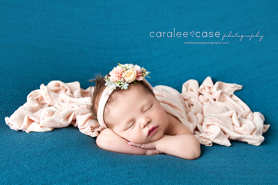 Pocatello Idaho Newborn Infant Baby Photographer ~ Caralee Case Photography
