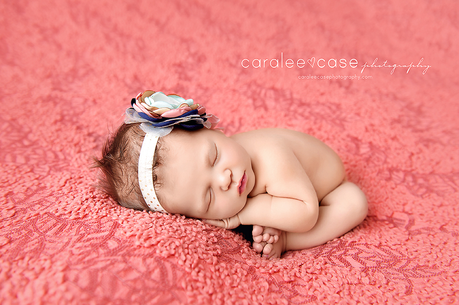 St Anthony Idaho Newborn Infant Baby Photographer ~ Caralee Case Photography