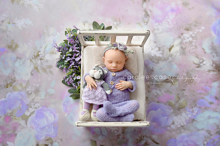 Idaho Falls, ID Newborn Infant Baby Studio Photographer ~ Caralee Case Photography