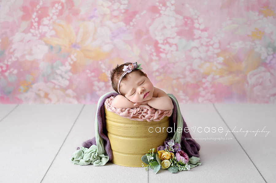 Blackfoot Idaho Newborn Infant Baby Photographer ~ Caralee Case Photography