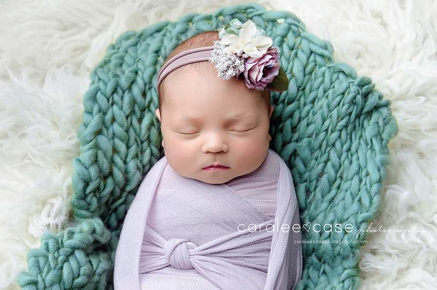 Idaho Falls, ID Newborn Infant Baby Studio Photograper Pictures workshop class ~ Caralee Case Photography