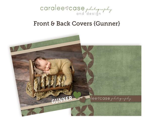 Gunner Mini Album Closeups
