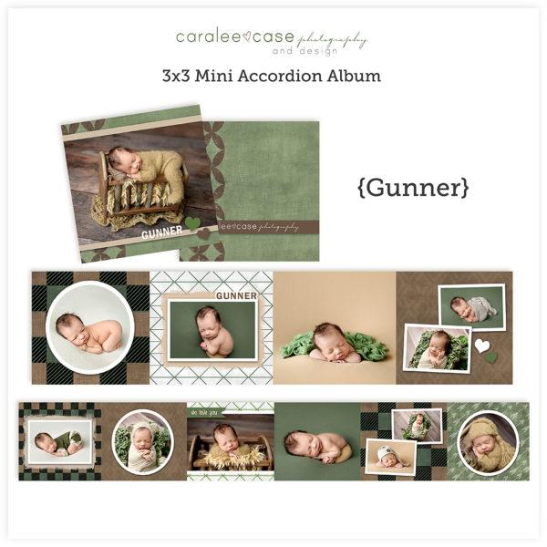 Gunner Mini Album sq